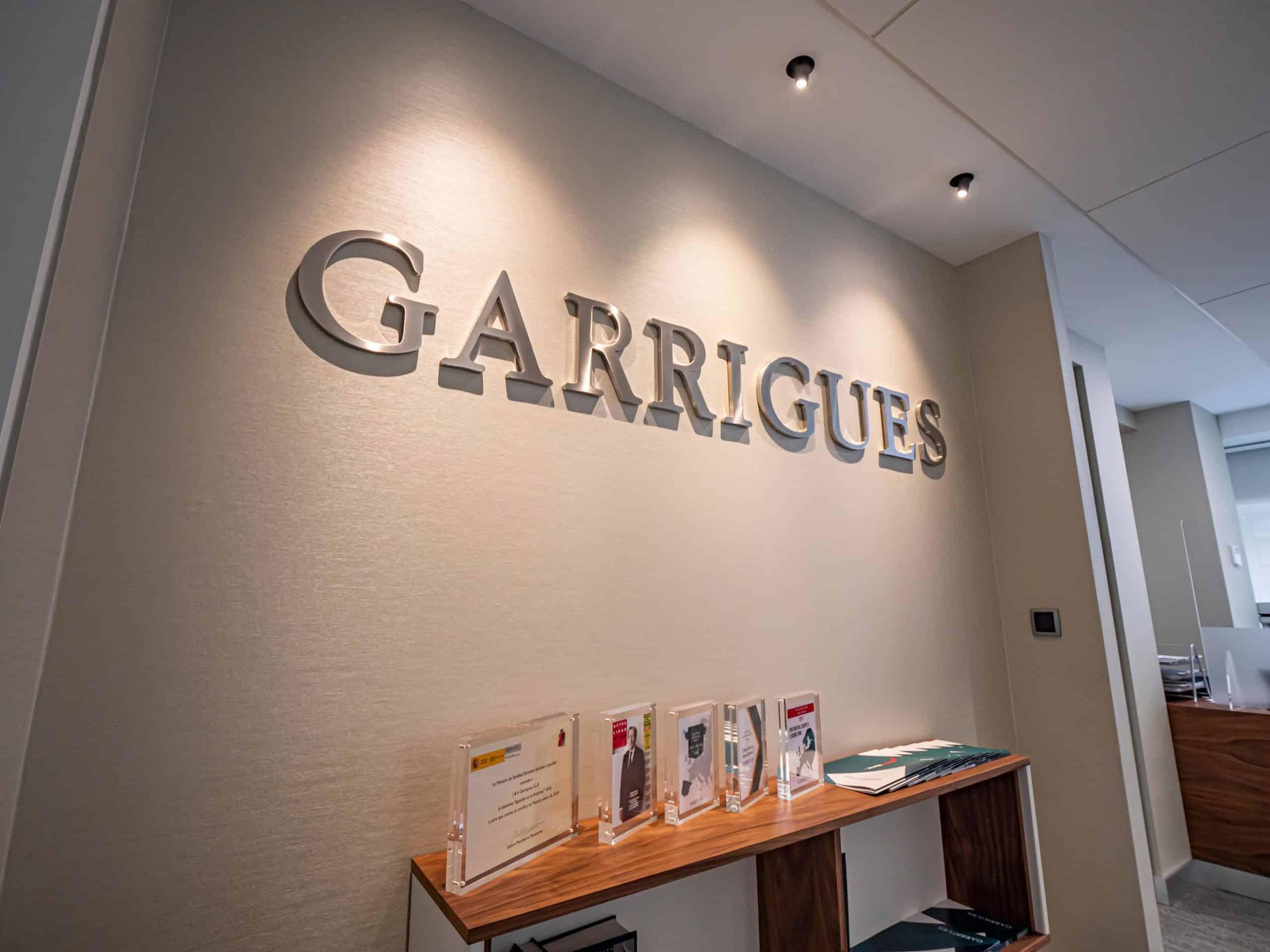 Imagen de entrada proyecto Design&Build oficinas Garrigues