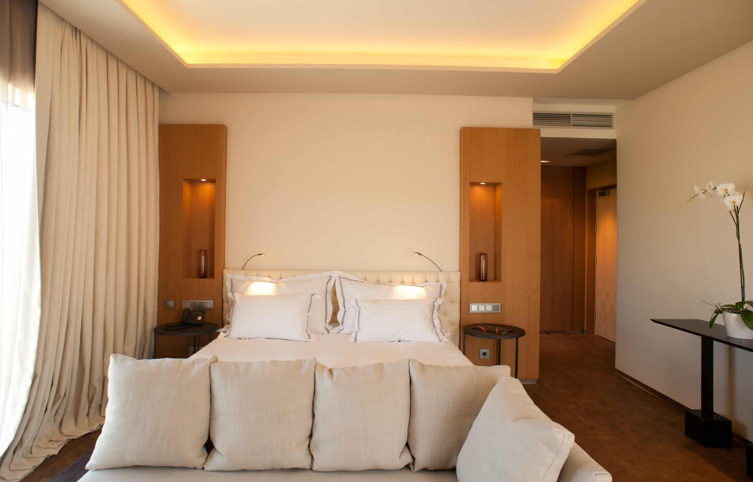 Imagen del equipamiento habitacion hotel Valbusenda