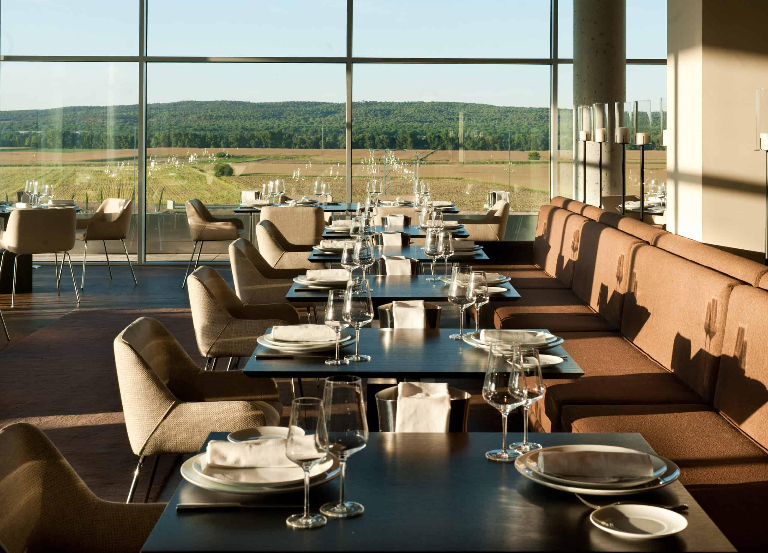 Imagen del equipamiento restaurante hotel Valbusenda