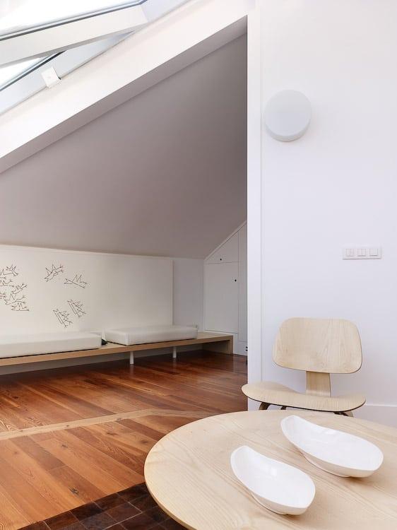 Imagen del equipamiento sala de estar hotel Pazo de Altamira
