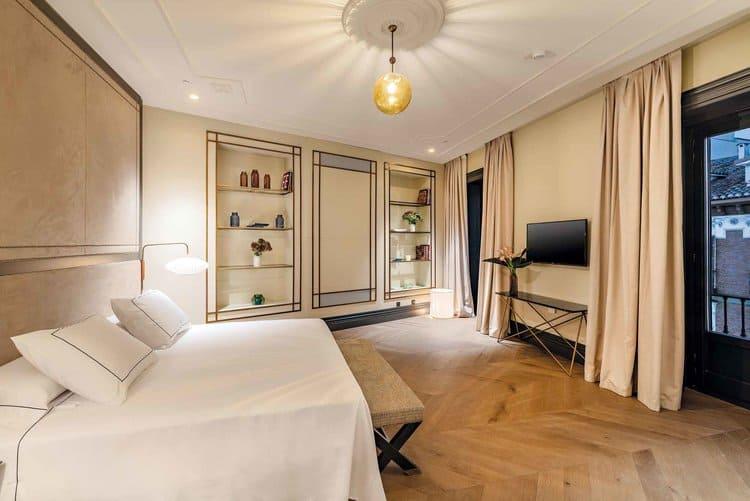 Imagen del equipamiento habitación hotel Coolrooms Atocha