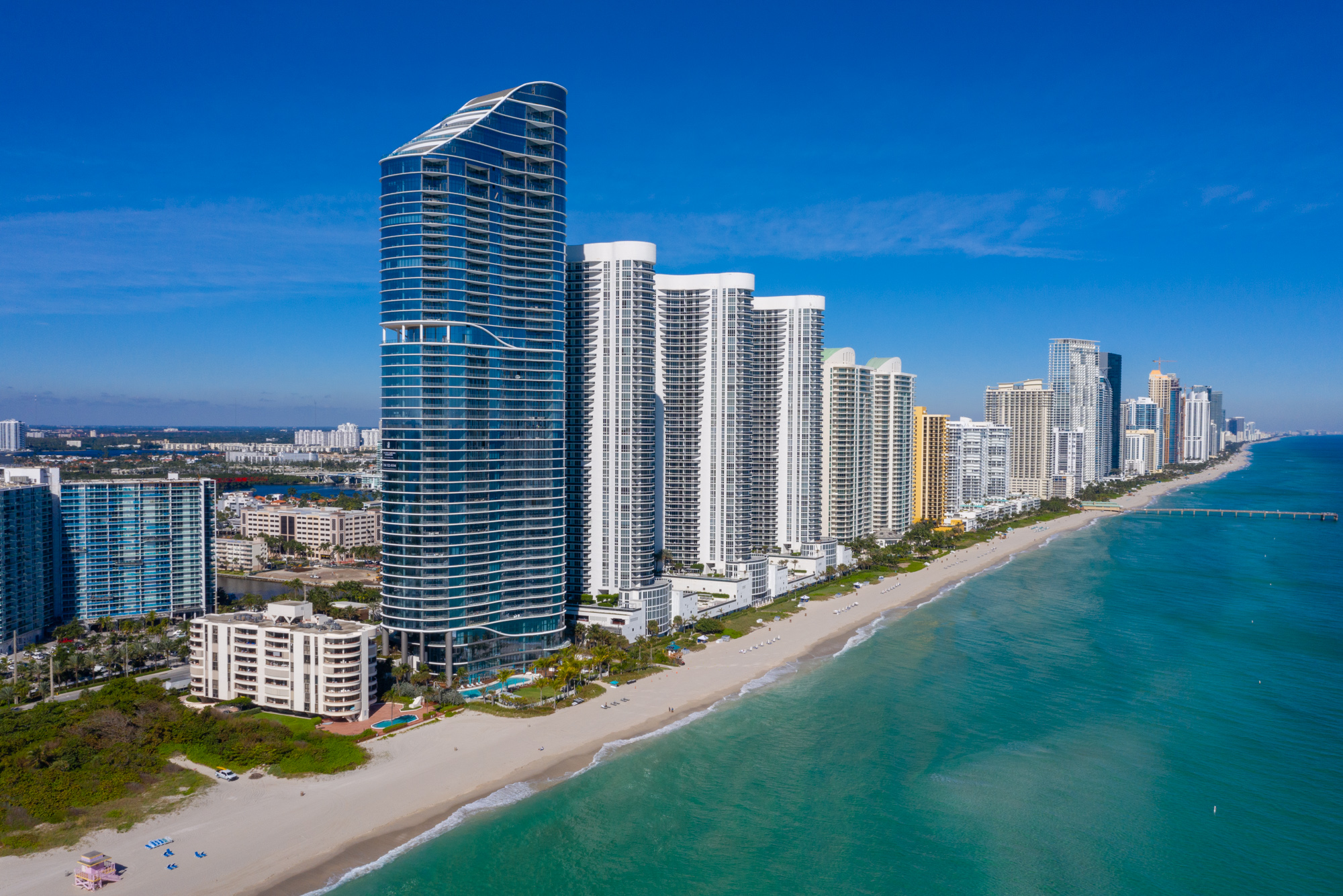 Imagen del exterior Ritz Carlton Residences Miami